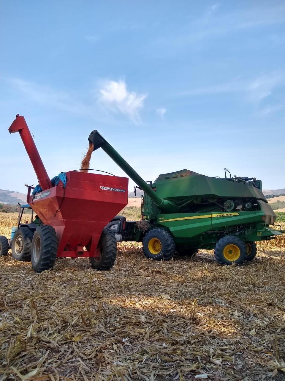 Planejamento da colheita